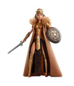 Boneca-Barbie-Colecionavel---30-Cm---DC-Comics---Wonder-Woman---Barbie-Hippolyta---Mattel