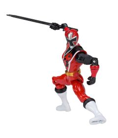 Figura-Articulada---20-Cm---Power-Rangers---Power-Rangers-Ninja-Steel---Ranger-Vermelho---Sunny
