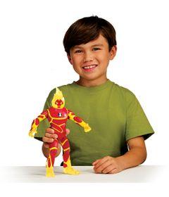 Figura-Articulada-30-Cm---Ben-10---Heatblast---Sunny