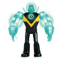 Mini-Figura-Articulada-10-Cm---Ben-10---Diamondhead---Com-Luzes---Sunny