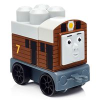Blocos-de-Montar---Mega-Bloks---Thomas---Friends---Toby---Fisher-Price