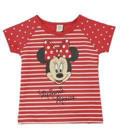 Blusa-Fantasia-Manga-Curta-em-Cotton---Vermelho-e-Preto---Minnie---Disney---1