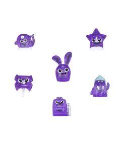 Conjunto-de-6-Mini-Bonecas---Hanazuki---Humores---Roxos-Corajosos---Hasbro