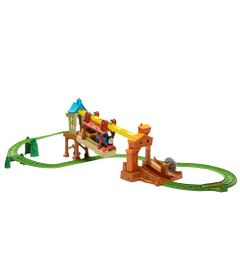 Pista-de-Percurso---Thomas---Friends---Tirolesa---Fisher-Price
