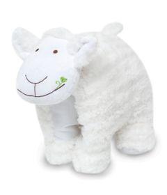 Almofada-Travesseiro---30-cm---Carneirinho---Branco---Buba
