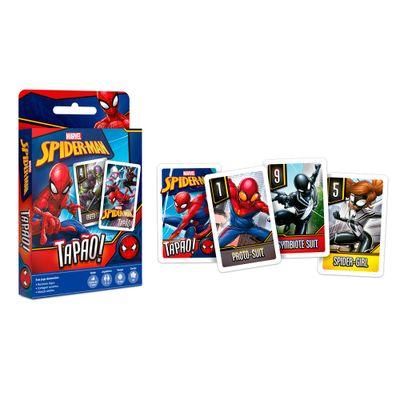 Jogo de Cartas - Disney - Marvel - Spider-Man - Tapão - Copag