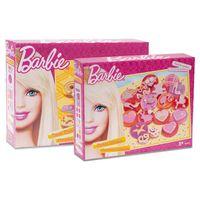 Kit-de-Massinhas-da-Barbie---Donuts-Divertidos-e-Cookies-Coloridos---Fun