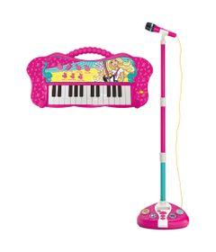 Kit-de-Instrumentos-Musicais---Barbie---Teclado-Fabuloso---Microfone-Fabuloso---Fun