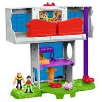 Playset-Imaginext---Teens-Titans---DC-Comics---Torre-dos-Jovens-Titas---Fisher-Price