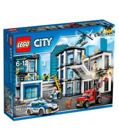 LEGO-City---Estacao-Policial---60141