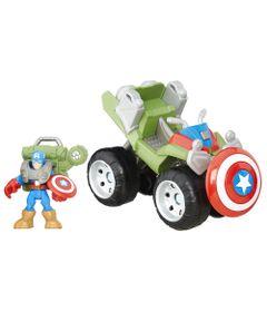 Boneco-e-Veiculo-Playskool---Marvel-Super-Hero---Capitao-America-e-Veiculo---Hasbro