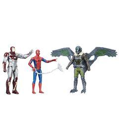 Conjunto-de-Bonecos---10-Cm---Disney---Marvel---Spider-Man---Homecoming---Hasbro