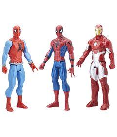 Conjunto-de-Bonecos---30-Cm---Titan-Series---Disney---Marvel---Spider-Man---Homecoming---Hasbro