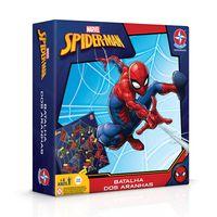 Jogo-de-Tabuleiro---Disney---Marvel---Spider-Man---Estrela