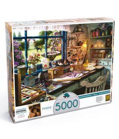 Quebra-Cabeca---5000-Pecas---Atelie---Grow