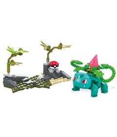 Blocos-de-Montar---Mega-Construx---Pokemon---Ivysaur---Mattel