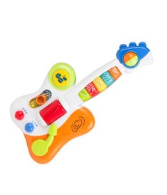 Guitarra-do-Bebe---Guitarrinha-com-Luzes-e-Sons---Winfun