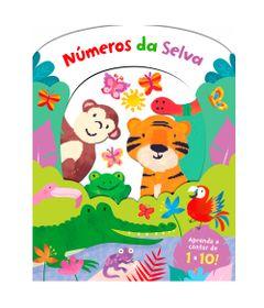 Livro-Infantil---Colecao-Aprenda---Numeros-da-Selva---Ciranda-Cultural