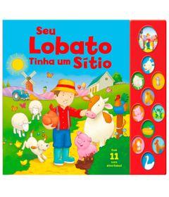 Livro-Infantil---Meus-Sons-Divertidos---Seu-Lobato-Tinha-um-Sitio---Ciranda-Cultural