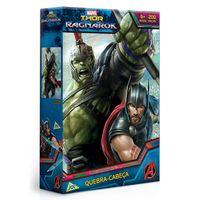 Quebra-Cabeca---Thor-Ragnarok---200-Pecas---Marvel---Disney---Jak