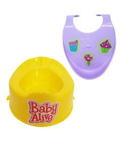 Acessorios-para-Boneca-Baby-Alive---Babador-Lilas-e-Penico-Amarelo---Cotiplas