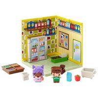 Playset-e-Mini-Figura---My-Mini-MixieQ-s---Mercadinho---Mattel