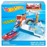 Pista-Hot-Wheels---Fuga-em-Alto-Mar---Mattel