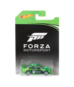 Carrinho-Die-Cast---1-64---Hot-Wheels---Forza-Motorsport---Ford-Falcon-Race-Car---Verde---Mattel