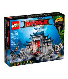 LEGO-Ninjago---Ninjago-O-Filme---O-Grande-Templo---70617