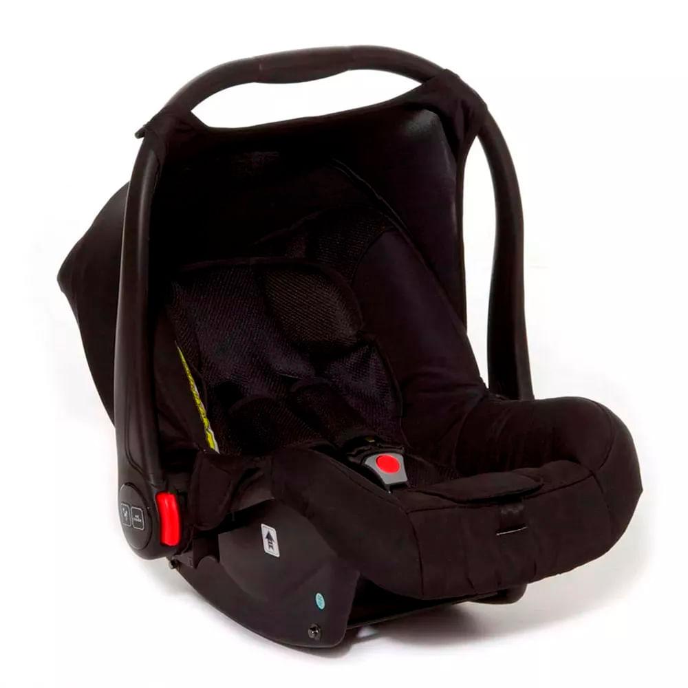Bebê Conforto - De 0 a 13 Kg - Risus Black - ABC Design
