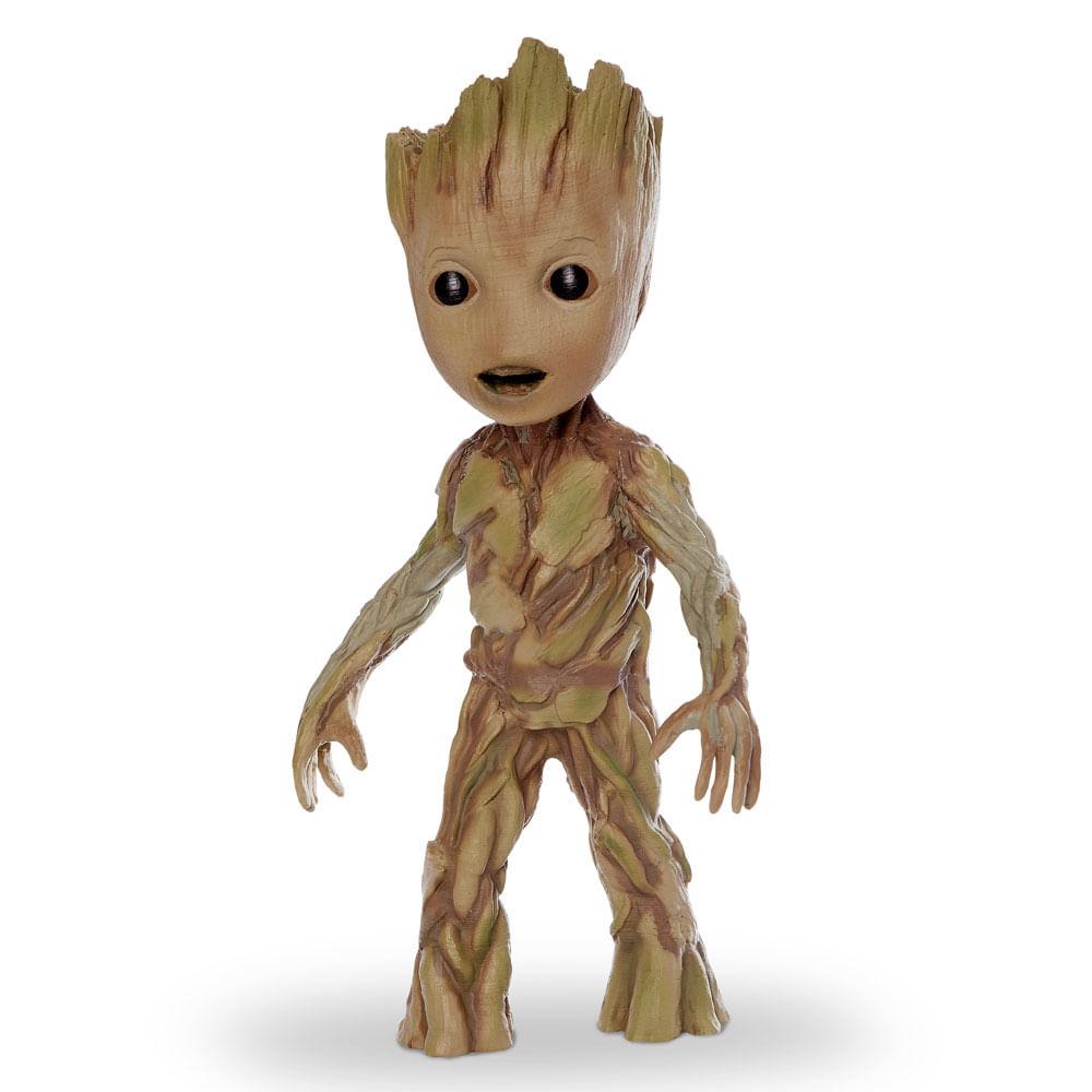 Boneco Gigante - 50 Cm - Disney - Marvel - Guardians of The Galaxy - Vol 2 - Baby Groot - Mimo