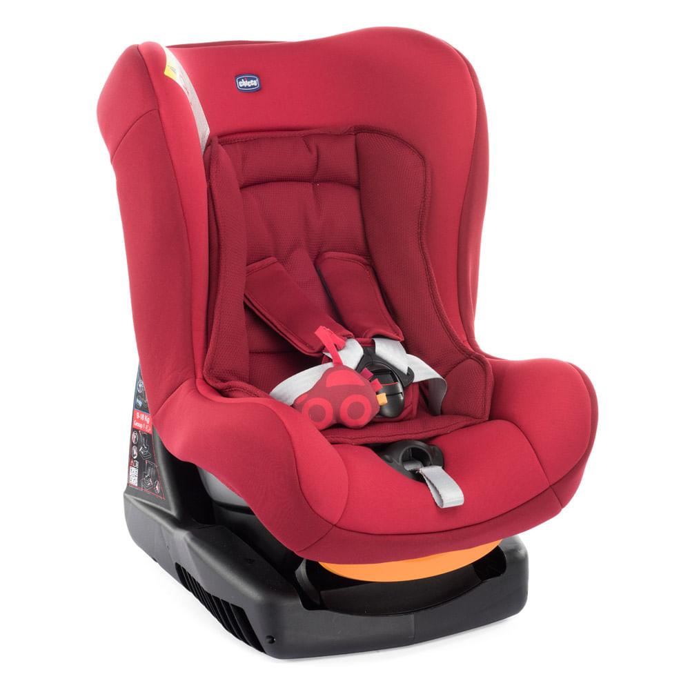 Cadeira Para Auto - De 0 a 18 Kg - Cosmos - Red Passion - Chicco