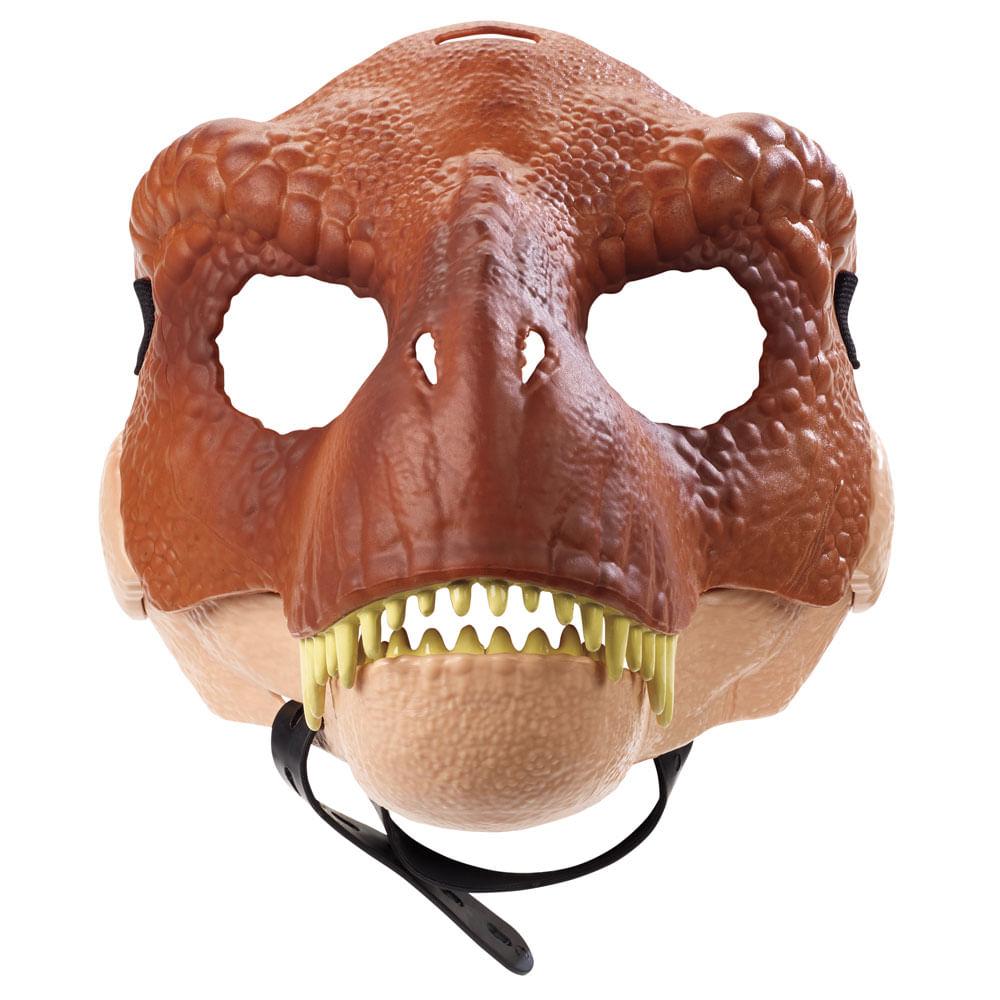Máscara Básica - Jurassic World 2 - Tiranossauro Rex - Mattel