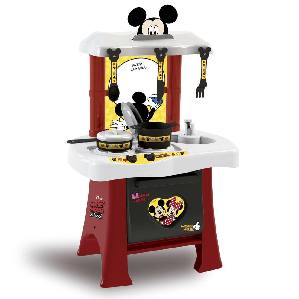 Cozinha Divertida - Disney - Mickey Mouse - Xalingo