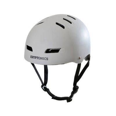 Capacete - Kryptonics - Step Up - Branco - Froes - M/G