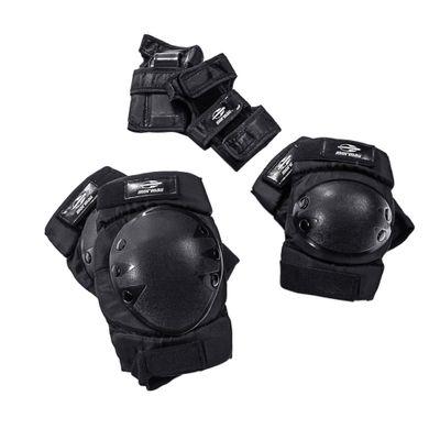 Conjunto de Proteção - Skateboard e Rollers - 3 Peças - Mormaii - M