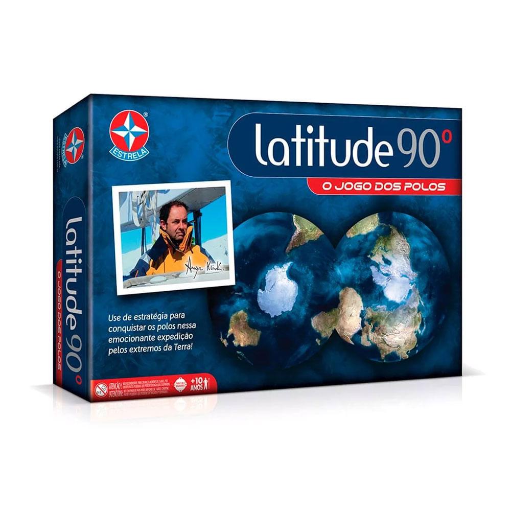 Jogo dos Polos - Latitude 90 - Estrela
