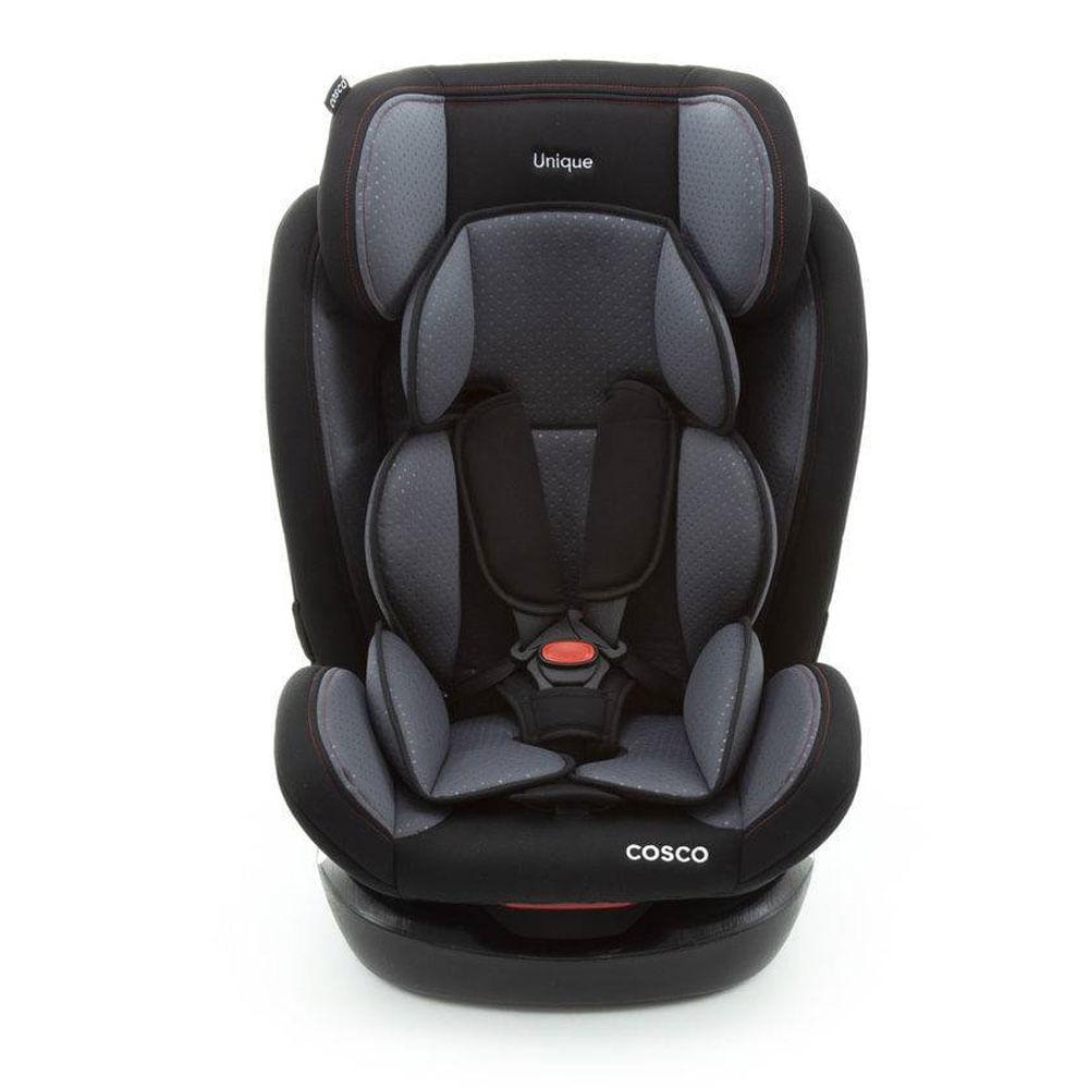 Cadeira para Auto - De 0 a 36 Kg - Unique - Cinza Sport - Cosco