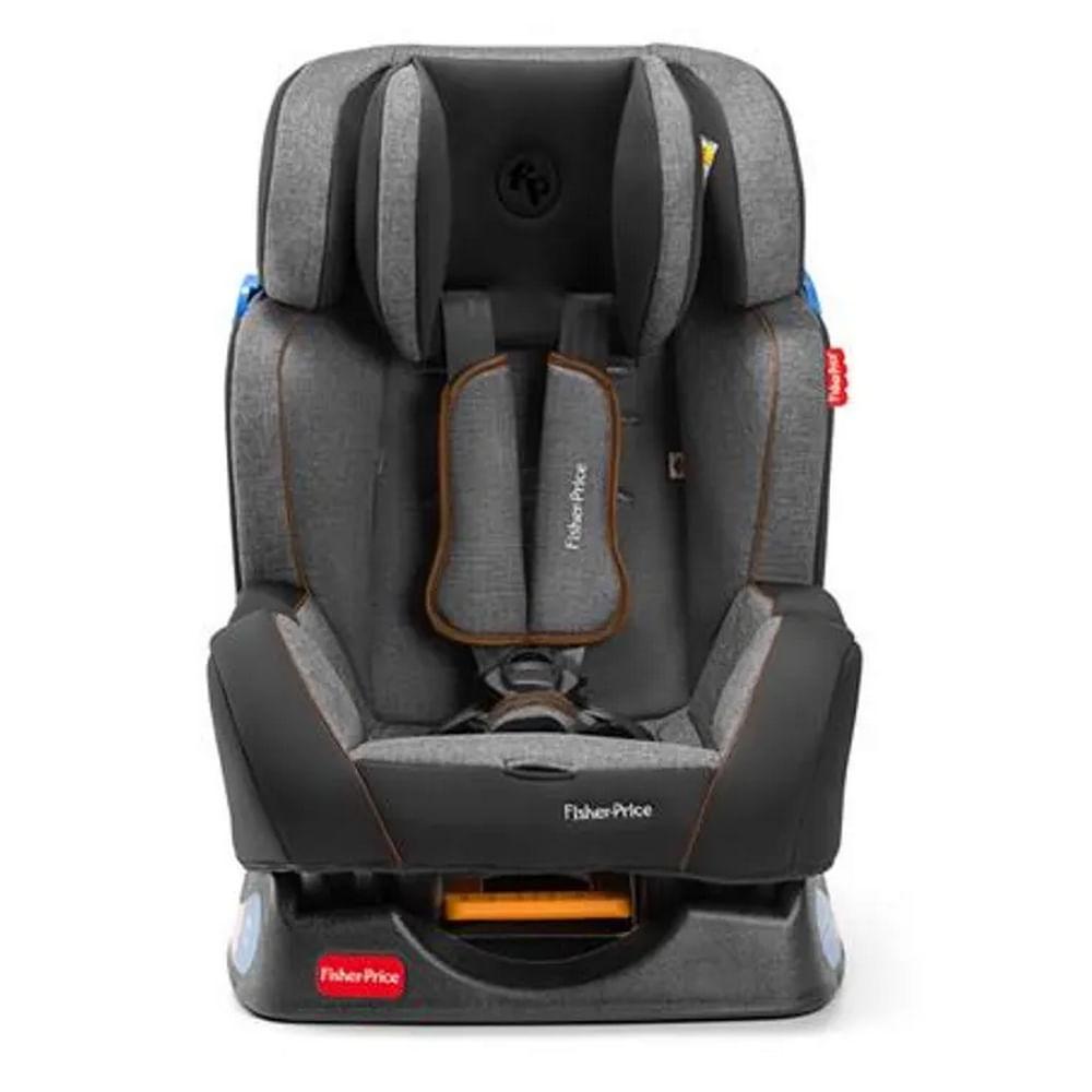 Cadeira para Auto - De 0 a 25 Kg - Hug - Cinza - Fisher Price