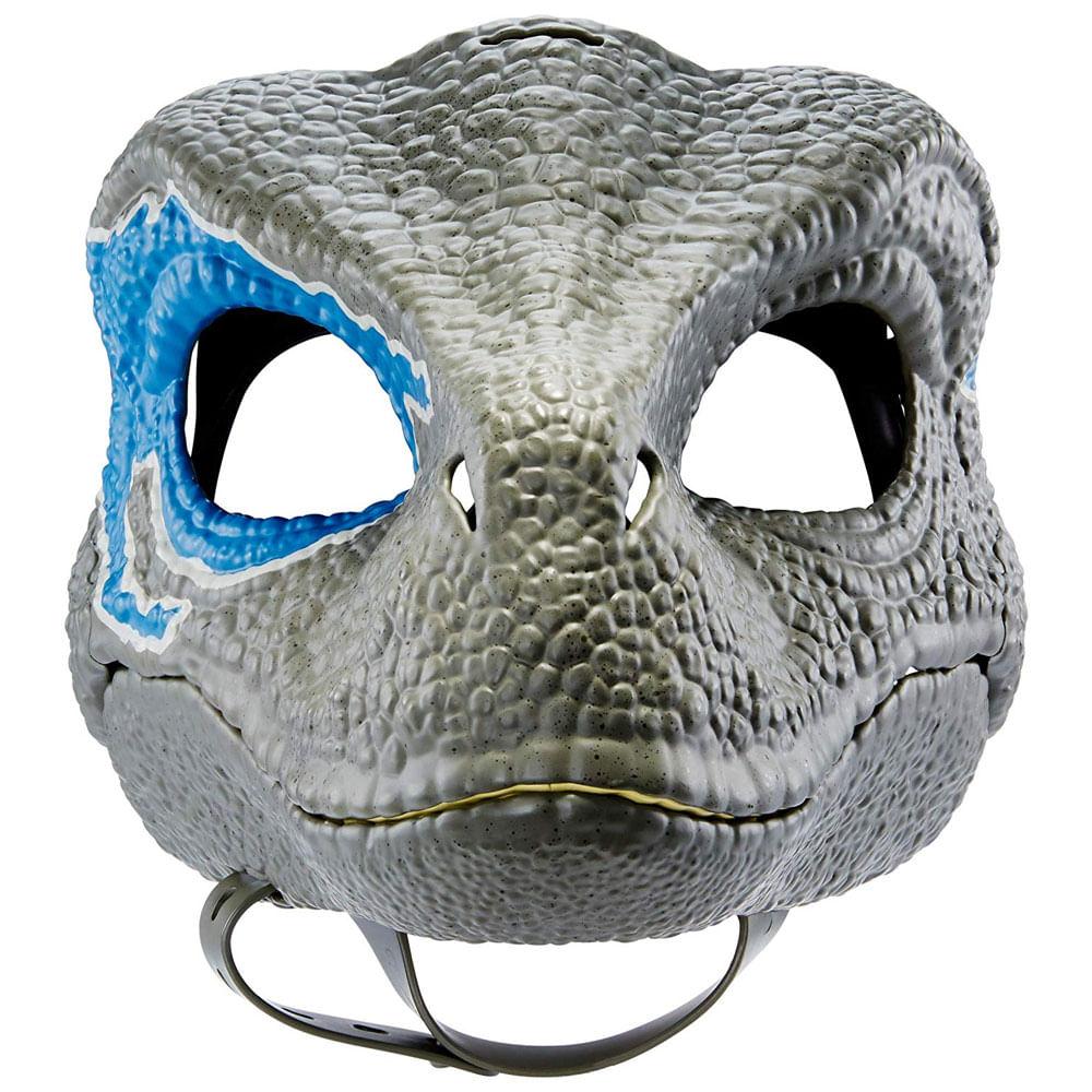 Máscara Básica - Jurassic World 2 - Velociraptor - Mattel