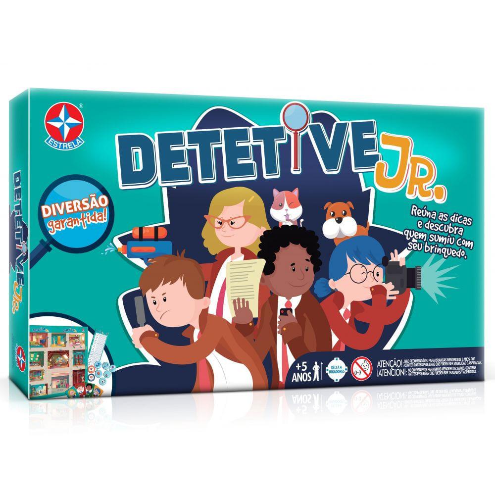 Jogo - Detetive Junior - Estrela