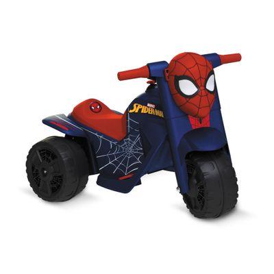 Triciclo Elétrico - 6V - Disney - Marvel - Homem Aranha - Bandeirante
