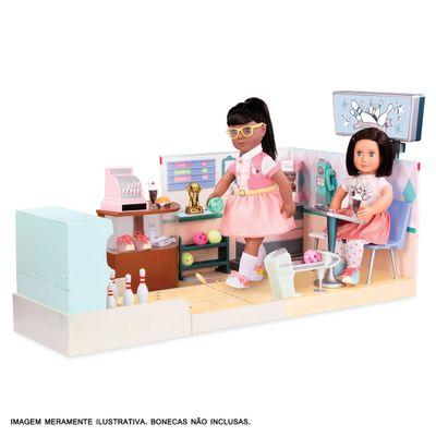 Oferta Acessórios Para Bonecas - Our Generation - Boliche por R$ 2499.99