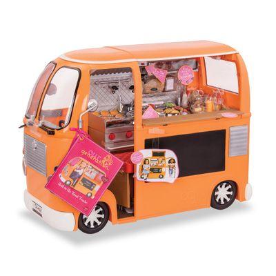 Oferta Acessórios Para Bonecas - Our Generation - Food Truck por R$ 1999.99