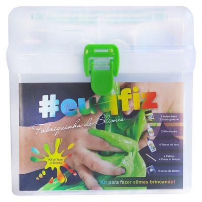 Fábrica de Slime - EUQFIZ - Branco - i9 Brinquedos