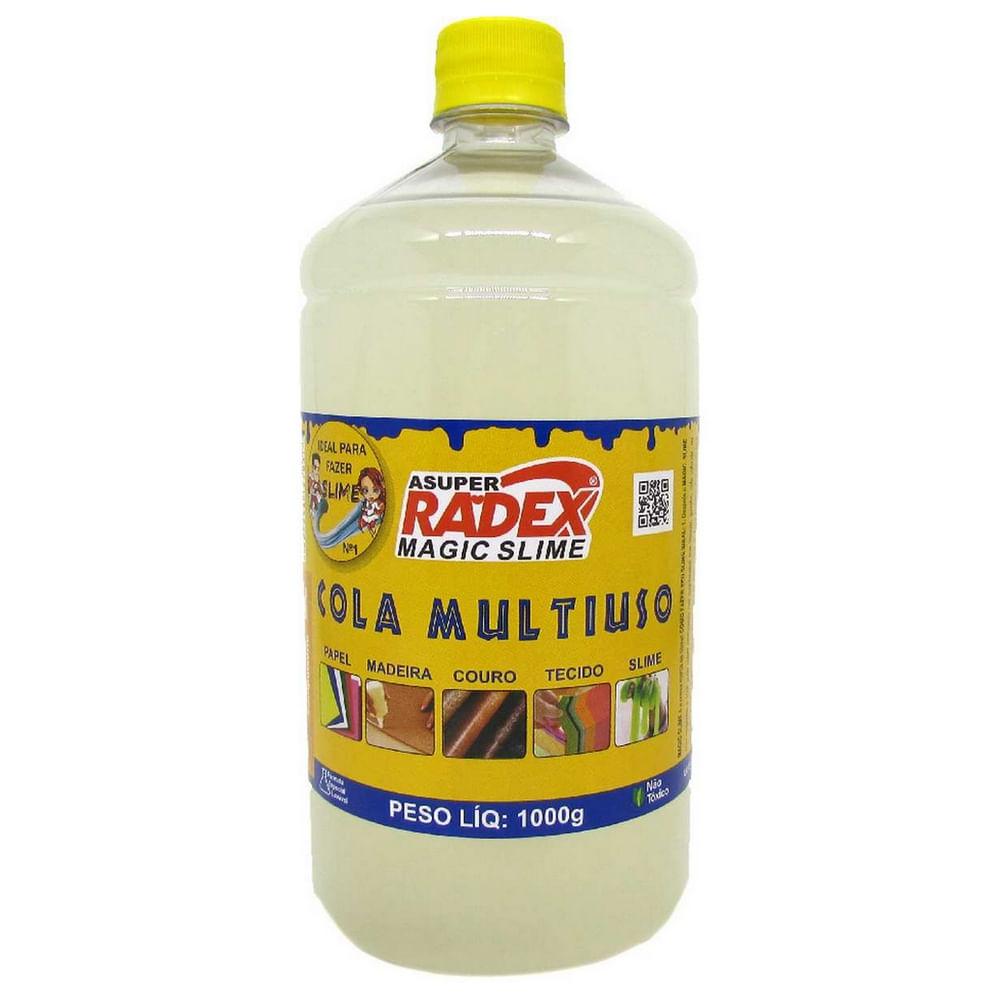 Cola para Slime - 1Kg - Reval