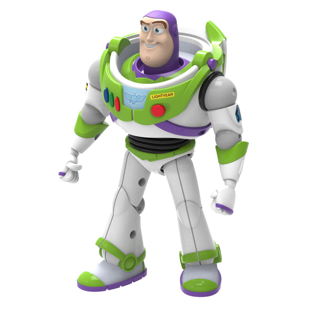 Boneco Articulado - 25 Cm - Disney - Toy Story 4 - Buzz Lightyear - Toyng