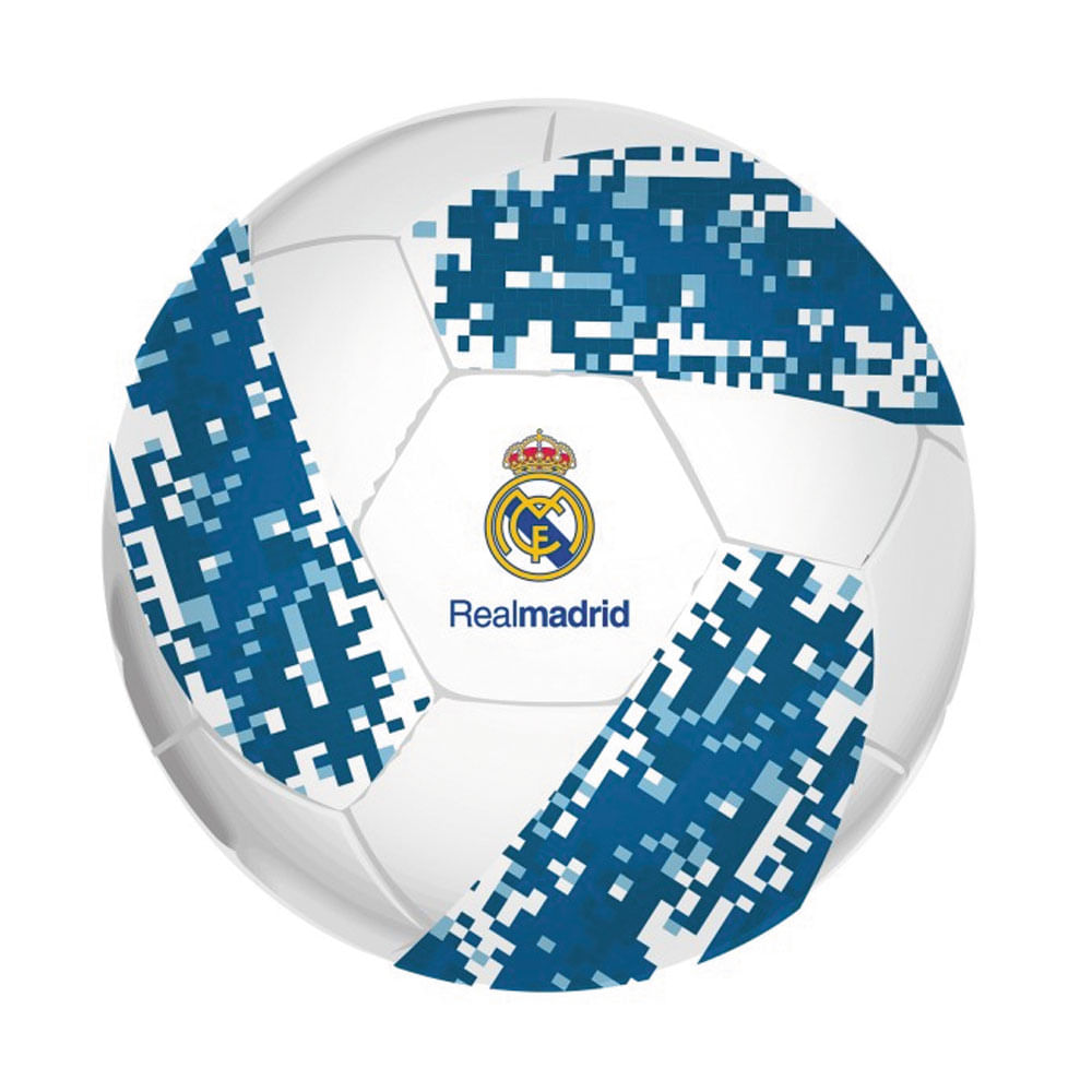 Mini Bola de Futebol de Campo - Nº2 - Real Madrid - Sportcom