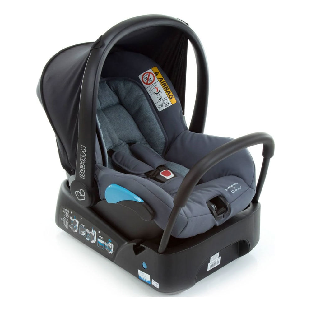 Bebê Conforto com Base - De 0 a 13 Kg - Citi - Graphite - Maxi-Cosi