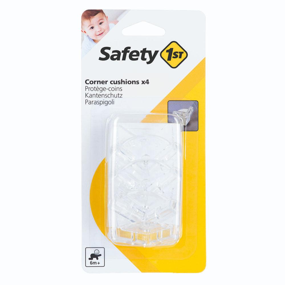 Acessórios de Segurança - Protetores de Canto - 4 Unidades - Clear - Safety 1St